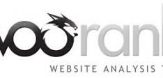 Herramienta de análisis de página web Woorank
